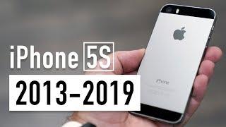 В память об iPhone 5S: 2013-2019. Вспоминаем легендарный смартфон Apple...