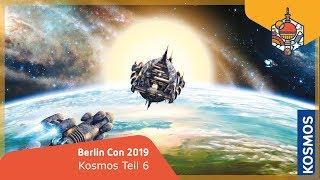Catan - Sternenfahrer: Kosmos - Brettspiele - Berlin Con Studio 2019