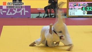 女子52kg級決勝