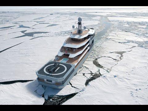 Damen / Amels SeaXplorer Ice Test