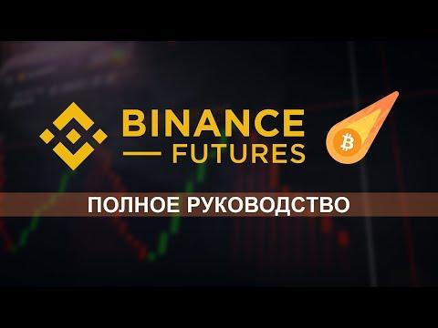 Как начать торговать на Binance Futures?