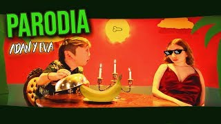 Paulo Londra   Adan Y Eva (Parodia Oficial) | YouViral