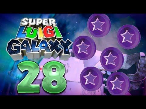 Super Mario Galaxy Walkthrough Super Luigi Galaxy Part 24 Lila