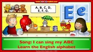 ABC Алфавитная песня.