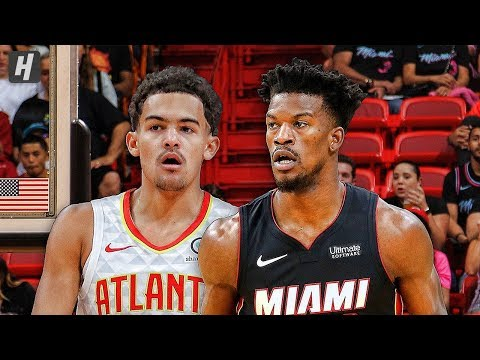 Atlanta Hawks vs Miami Heat - Full Game Highlights | December 10, 2019 | 2019-20 NBA Season