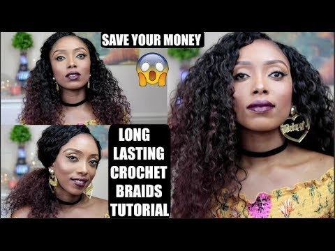ALTIMATE CROCHECT BRAIDS TUTORIAL | BEGINNERS FRIENDLY | TRENDY TRESSES