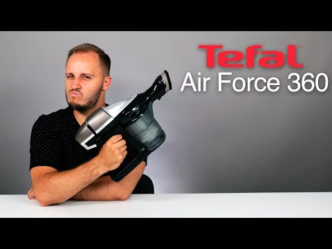 Беспроводной пылесос TEFAL AIR FORCE 360 TY9079RO
