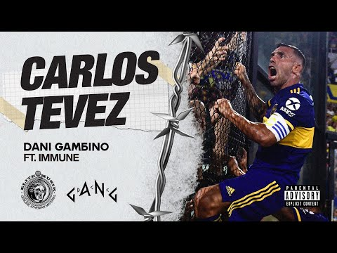 Dani Gambino feat. Immune - CARLOS TEVEZ (Official Music Video)