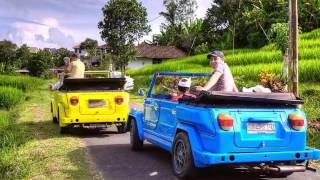 VW SAFARI TO SPECTACULAR JATILUWIH RICE TERRACES