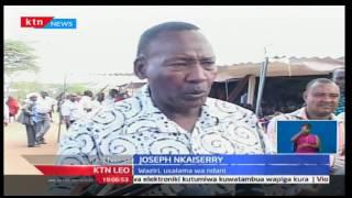 KTN Leo: Waziri Joseph Nkassery aonya vikundi zinazo panga kuzoa furugu wakati wa uchaguzi mkuu