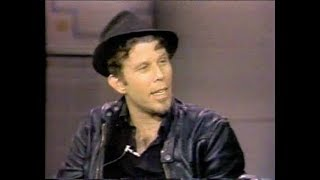 Tom Waits Collection on Letterman, 1983-2015