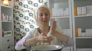 Comment utiliser la créme purifiante Dr.hauschka