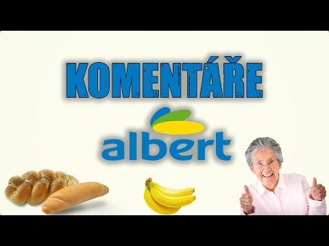 JdemeReagovat - KOMENTÁŘE ZE SUPERMARKETU ALBERT!