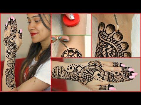 Teej/Rakhi Special Latest Mehendi Designs for Hand   #Anaysa #DIYQueen #Teej #Rakhi