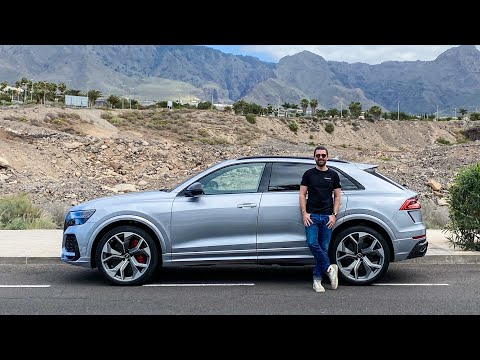 NEW 2020 Audi RS Q8 First Drive!