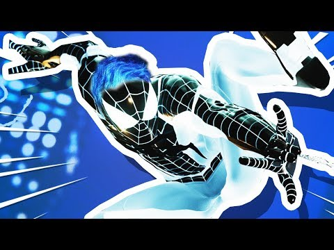 NEGATIVE Spider-Man! (Spiderman PS4 #5)