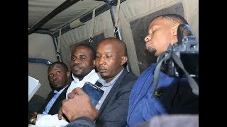 Nairobi Police arrest seven disguised as DP Ruto's security, laptops, gov't vehicles recovered