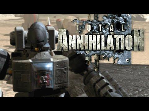 Total Annihilation - РЕТРО ОБЗОР!!!