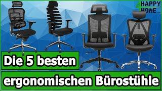 Ergonomischen Bürostuhl kaufen 2021➡️ Die 5 besten ergonomischen Bürostühle im Vergleich