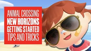 Animal Crossing: New Horizons - Our Best Tips and Tricks for Getting Started