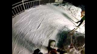 preview picture of video 'Wisła Soszów 04.2013 GoPro 3 Full HD'
