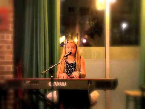 Harper Gruzins covers Beautiful by Christina Aguilera