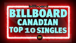 Billboard   CAN   Top 10 SINGLES