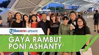 Ashanty Ubah Penampilan Rambut Perponi, 'Salahkan' Aurel Hermansyah