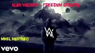 "Alan walker -""Freedom Gravity"" (New Song 2018)"