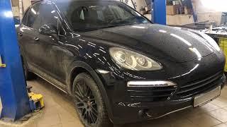 Самый дешёвый Porsche Cayenne в России! В Топ комплектации! Перекуп ЖЖЁТ!