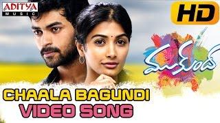 Chaala Bagundhi Song Lyrics from Mukunda - Varun Tej