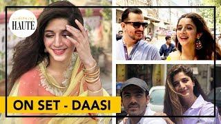 A Day In The Life Of Sunehri | Daasi | Mawra Hocane & Adeel Husain | HauteLight | Something Haute