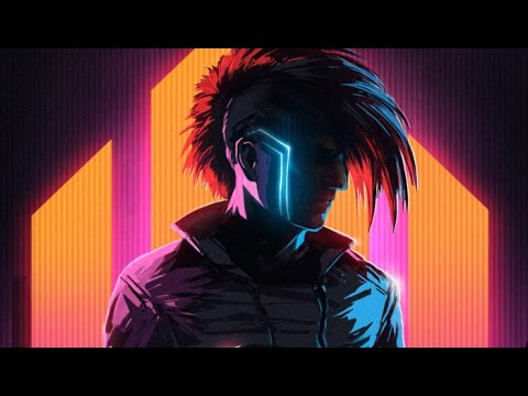 Good synthwave artists and neon styled games? :: Off Topic