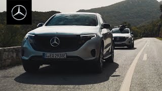 YouTube Video wfxbR5uvueY for Product Mercedes-Benz EQC Electric Crossover (N293) by Company Mercedes-Benz in Industry Cars