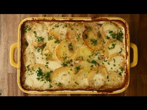 How to Make Scalloped Potatoes | Potato Recipes | Allrecipes.com