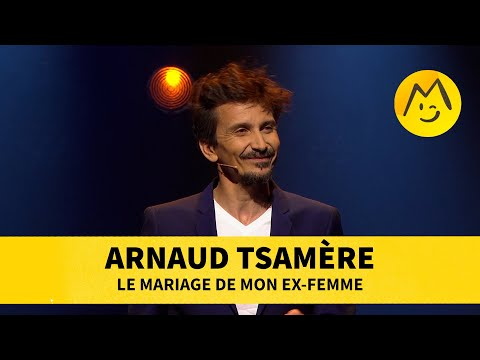 """Arnaud Tsamère sera à la Cité des Congrès avec son nouveau spectacle """"2 mariages et 1..."""