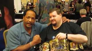 Ron Simmons – Fan Wrestling Promo – September 28, 2014