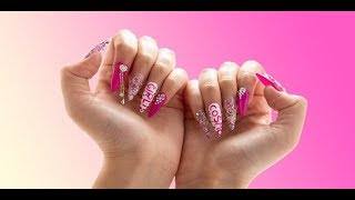 Cómo se hacen las uñas de Rosalía o Cardi B | Cosmopolitan España