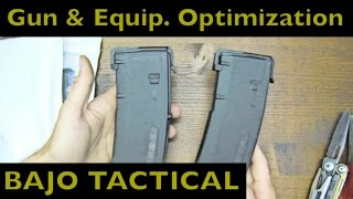 EMAG Magpul on Beretta ARX160 part 2