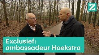 VS-ambassadeur Hoekstra vindt EU-leger een lachertje • #DeBuitenlucht