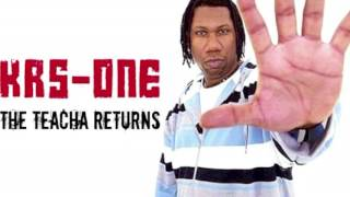 KRS-ONE The Teacha Returns