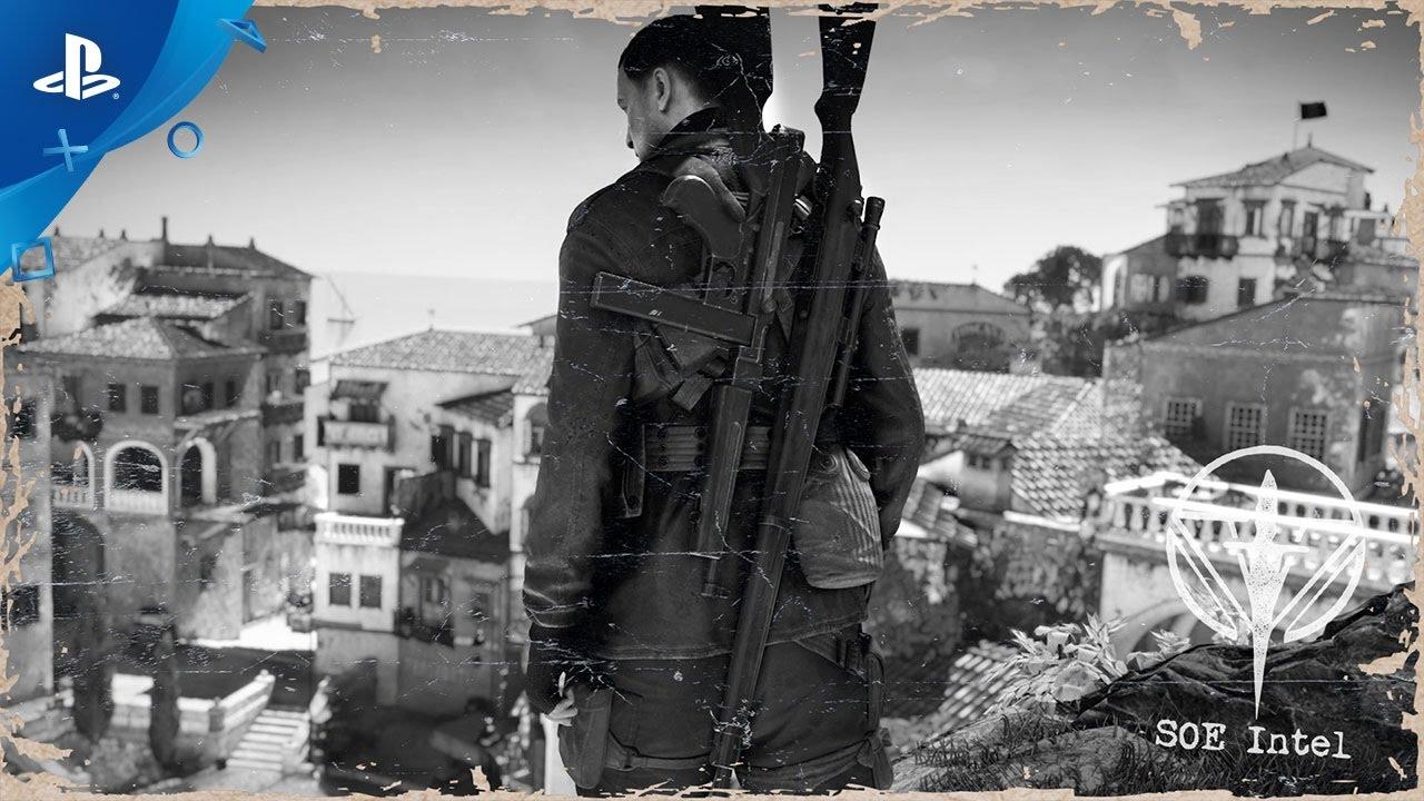 Sniper Elite 4: Inside the Italian Campaign