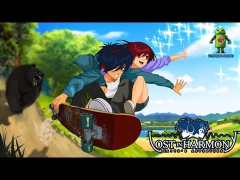 Lost in Harmony (iOS/Android) Gameplay HD