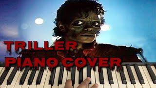 DopeTober Special: THRILLER! Piano Cover