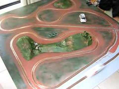 Rally Slot Track