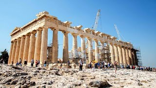 preview picture of video 'Ancient Sites of Athens'