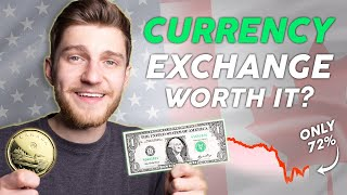 Should Canadians Buy US Stocks With Weak Canadian Dollar? (Currency Exchange For Beginners)