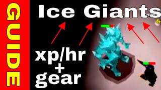 osrs ice giants slayer guide wilderness - Video vui nhộn