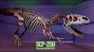 SCP-250 โครงกระดูก อัลโลโซรัสไล่ล่า   ep.22