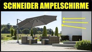 Schneider Ampelschirm ★ Ampelschirm Schneider Rhodos ★ Schneider Ampelschirm kaufen, Rhodos Grande..